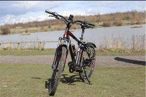 bespoke web design for bike company in chesterfield