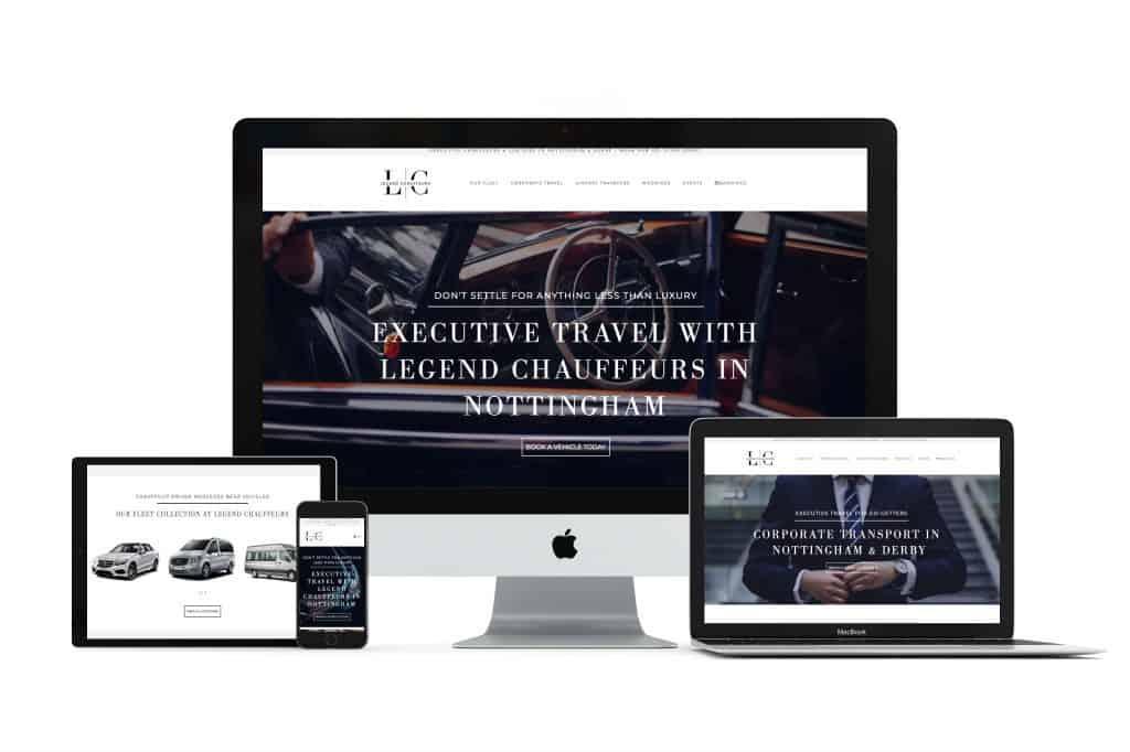 professional nottingham website design