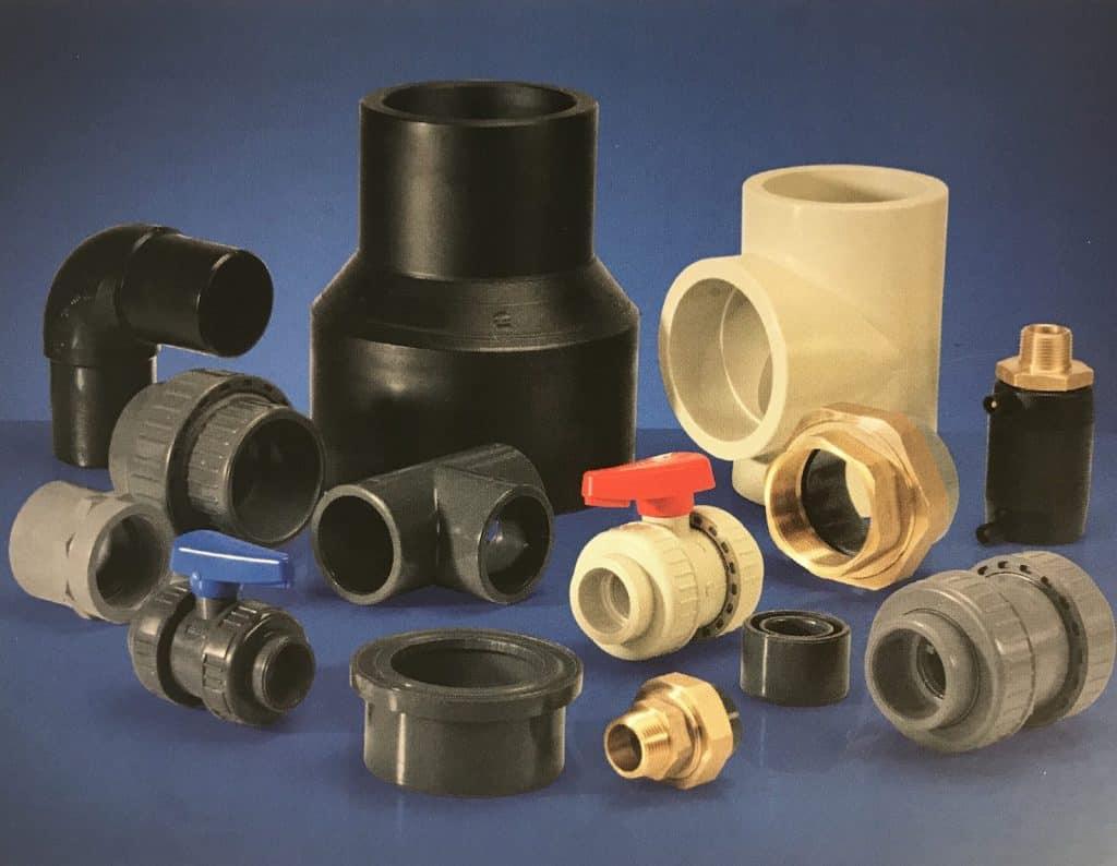 industrial plastics company website design
