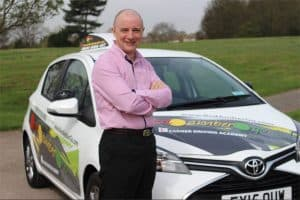 professional website design for nottingham driving school