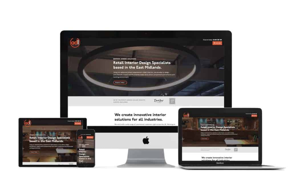 adl joinery website
