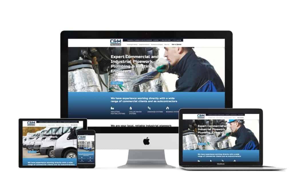cm web design