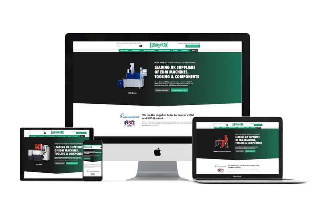 eurospark website