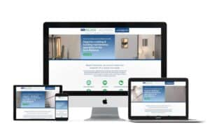 thc midlands website design