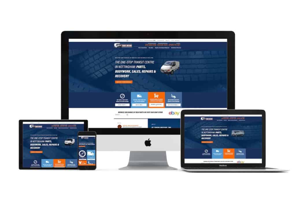 trend motors website