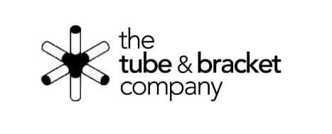 the tube and bracket company logo