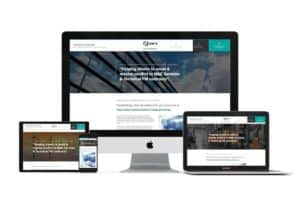 twenty3 consulting website design
