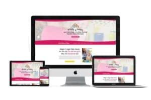 wiggle website design