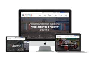 Coolex eCommerce website design