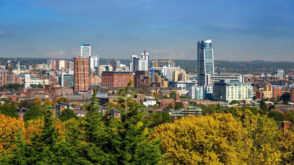web design in Leeds
