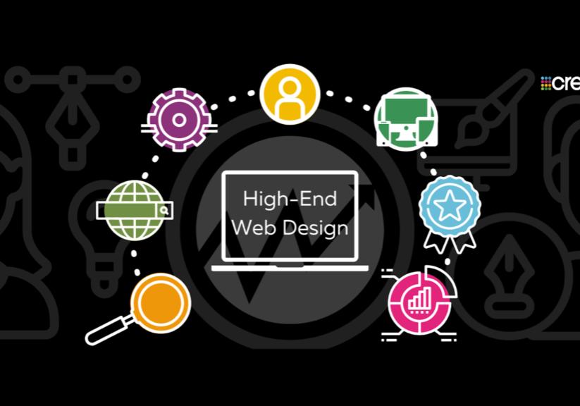 high end web designers