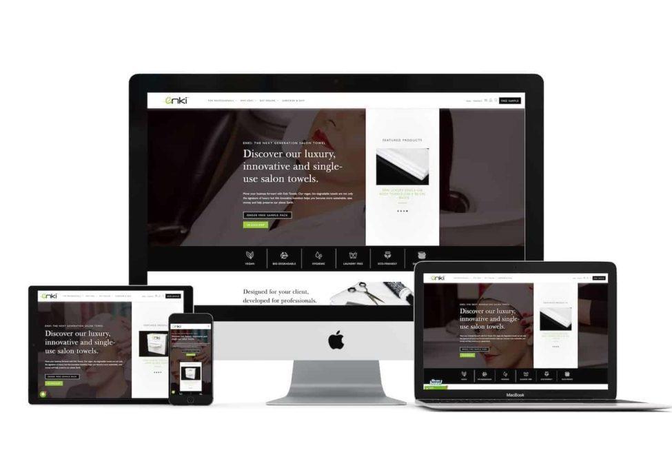 we build bespoke woocommerce ecommerce websites in the UK