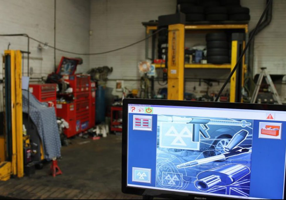Greenwood Auto Services Web Design Nottingham